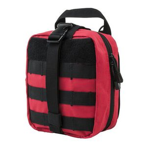 Molle EMT Pouch Red