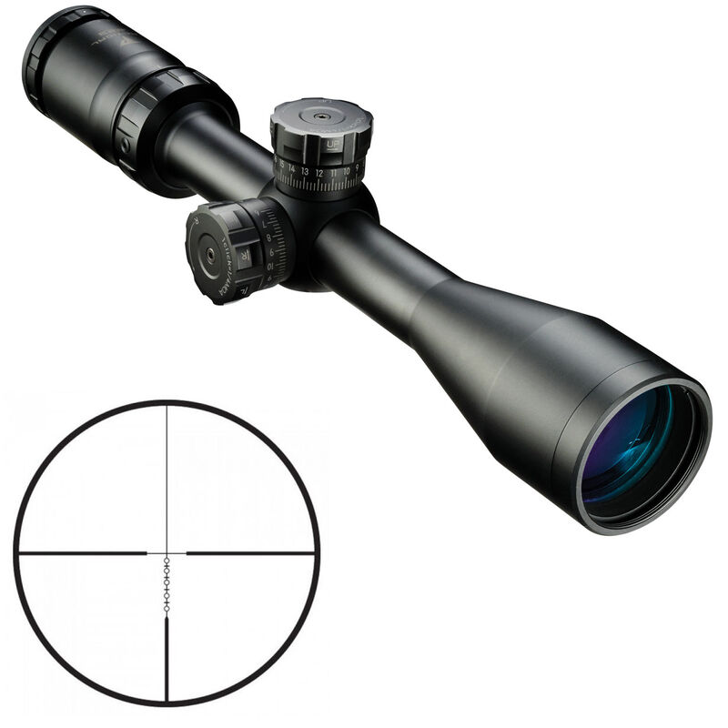 Nikon P-Tactical .223 3-9x40 Riflescope BDC 600 Reticle Fixed Parallax Matte Black