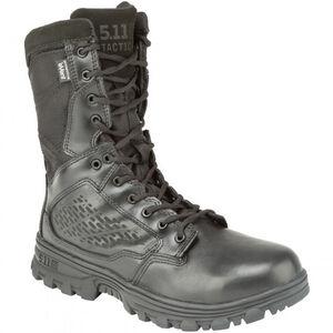 "5.11 Tactical EVO 6"" SideZip Waterproof Boot Black 12R"
