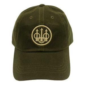 Beretta Waxed Cotton Cap Beretta Trident OSFM Olive Green