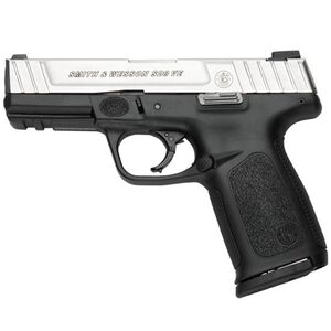 "S&W SD9 VE 9mm Semi-Auto Pistol 4"" Barrel 16 Rounds Polymer Frame Two-Tone Finish"