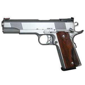 """Dan Wesson Pointman Nine 9mm 5"""" Brl 9 Rds Stainless Finish"""