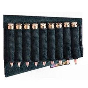 Gunmate Buttstock Rifle Cartridge Holder Elastic Black