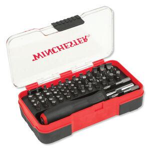 DAC Technologies Winchester 51 Piece Screwdriver Set 363158
