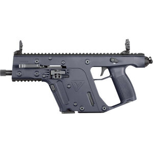 "KRISS USA Vector SDP G2 9mm 5.5"" Threaded Barrel 17 Rounds Combat Grey"