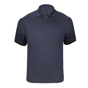 Elbeco UFX Tactical Polo Men's Short Sleeve Polo Extra Small 100% Polyester Swiss Pique Knit Midnight Navy
