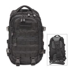 UTG Ambi 24/7 Cross Body Shoulder Vital Sling Pack, Black