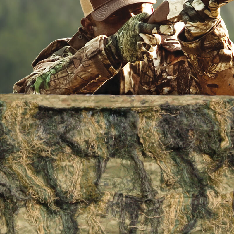 Red Rock Outdoor Gear Ghillie Blind Camouflage Netting 4'x8' Woodland 7093