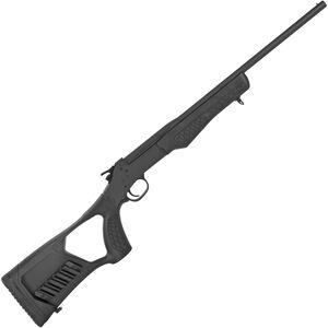 "Rossi Tuffy Youth .410 Bore Single Shot Shotgun 18.5"" Barrel Black Synthetic Stock Black Finish"