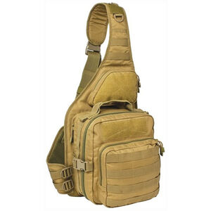 Red Rock Outdoor Gear Recon Concealed Carry Sling Pack Nylon Coyote 80139COY