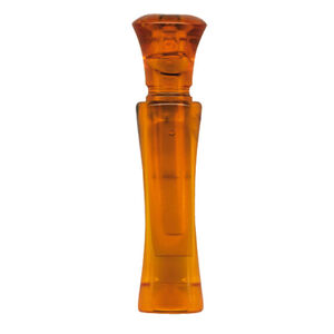 Duck Commander Duck Picker Duck Call Double Reed Polycarbonate Construction Orange Finish DC2005