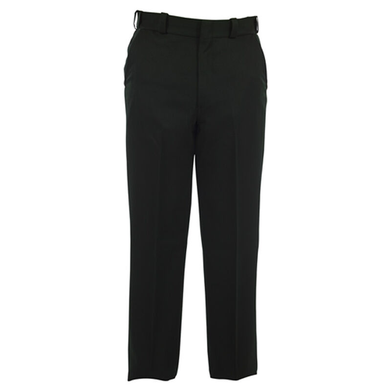 Elbeco TEXTROP2 Men's 4 Pocket Pants Size 40 Polyester Serge Weave Black