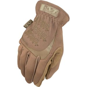 Mechanix Wear FastFit Coyote Gloves Size Large Coyote Brown