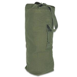 "Fox Outdoor GI Style Top Load Duffle Bag 25""x42"" OD Green 40-15"
