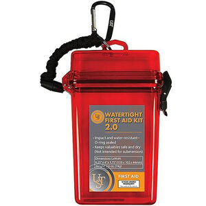Ultimate Survival Technologies Watertight First Aid Kit 2.0 Red 80-30-1470