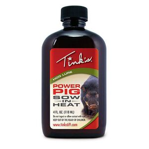 Tink's Power Pig Sow-in-Heat Boar Attractant 4 Ounce Bottle