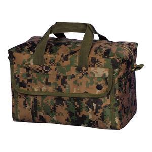 Fox Outdoor Mechanic's Tool Bag With Brass Zipper Digital Woodland 40-604