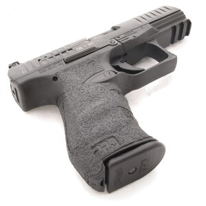 TALON Grips Adhesive Grips Walther PPQ M1/M2 .22/9/40 Rubber Black 602R