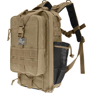 Maxpedition Hard Use Gear Pygmy Falcon II Backpack Nylon 1400 Cubic Inches Khaki