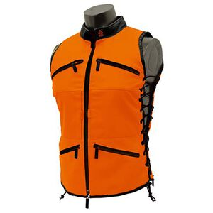 UTG TRUE HUNTRESS® Female Sporting Vest, Orange/Black
