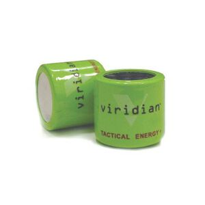 Viridian 1/3N Lithium Battery 4 Pack 13N4
