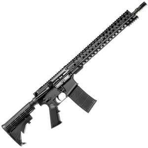 "POF USA The Constable AR-15 Semi Auto Rifle 5.56 NATO 16.5"" Barrel 30 Rounds Direct Gas Impingement System 14.5"" M-LOK Rail Mil-Spec Furniture Matte Black Finish"