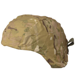 Tru-Spec MICH/ACH MultiCam Helmet Cover Nylon/Cotton Large/XL