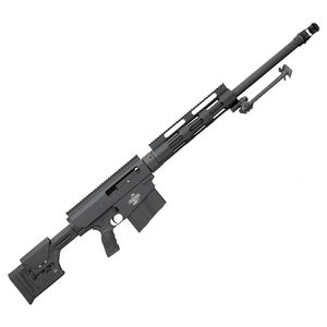 """Bushmaster BA50 Bolt Action Rifle .50 BMG 30"""" Lothar Walther Barrel, 10 Rounds, Magpul PRS Buttstock, Black Anodized Finish  90102"""
