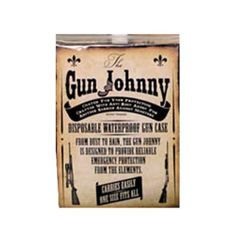 The Gun Johnny Waterproof Transport Bag VCI Rust Protection Tan Plastic GJ255