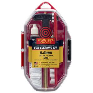 Shooter's Choice 6.5 Rifle Gun Cleaning Kit