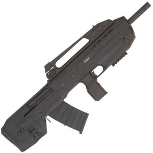 "TriStar Compact 12 Gauge Bullpup Semi Auto Shotgun 20"" Barrel 3"" Chamber 5 Rounds Synthetic Stock Black"