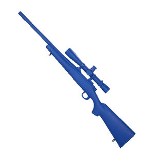 Rings Manufacturing BLUEGUNS Remington 700 Rifle with Scope Training Aid Blue