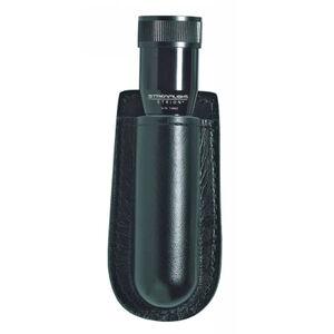 Gould & Goodrich Flashlight Case Black Leather