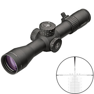 Leupold Mark 5HD 3.6-18x44 Rifle Scope CCH Non-Illuminated Reticle 35mm Tube 1/10 Mil Adjustments Side Focus Parallax First Focal Plane Matte Black Finish