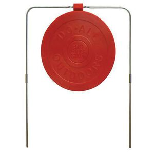 Do-All Outdoors Big Gong Impact Seal Spinning Target BSG3