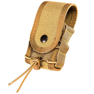 High Speed Gear Handcuff TACO Covered MOLLE Mount Coyote Brown
