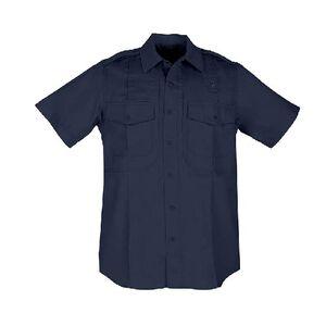 5.11 Tactical Women's PDU Class B Taclite Shirt S Reg Navy