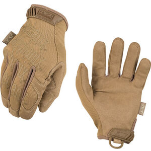 Mechanix Wear Original Coyote Glove Size XX-Large Coyote Tan