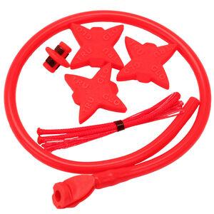 TRUGLO Bow Accessory Kit, Red TG601B