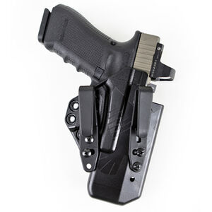 Raven Eidolon GLOCK 19 and 26 IWB Holster Right Hand Black Full Kit
