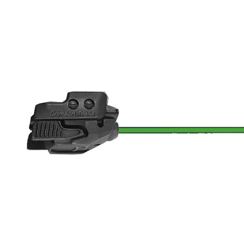 Crimson Trace CMR-206 Rail Master Universal Green Laser Sight Polymer Housing Matte Black Finish