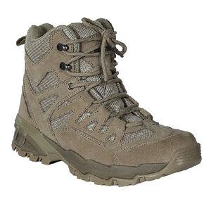 """Voodoo Tactical 6"""" Tactical Boot Size 10.5 Regular Khaki Tan 04-968083163"""
