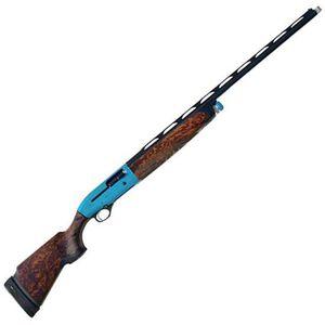 """Beretta A400 Xcel Parallel Target Semi Auto Shotgun 12 Gauge 32"""" Vent Rib Barrel 3"""" Chamber 3 Rounds Kick-Off System Walnut Stock Blue Receiver Blued Finish J40CQ12"""