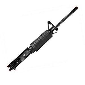 "Del-Ton AR-15 Complete Upper Assembly 5.56 NATO 16"" Barrel Pre-Ban M4 Flat Top Carbine Length Gas System FSB Polymer Hand Guards Matte Black"