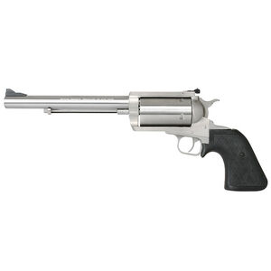 """Magnum Research BFR Revolver .30-30 Win 7.5"""" Barrel 5 Rounds Synthetic Grips Brushed Stainless Steel BFR30307"""
