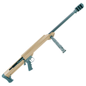 "Barrett Model 99 Bolt Action Rifle .416 Barrett 32""Bbl FDE"