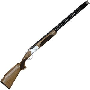 "CZ-USA Redhead Premier Target Over/Under Shotgun 12 Gauge 30"" Barrels 3"" Chambers 2 Rounds Silver Receiver Turkish Walnut Stock Gloss Black 06459"