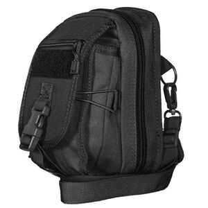 Fox Outdoor Jumbo Multi-Purpose Accessory Pouch Black 56-6821