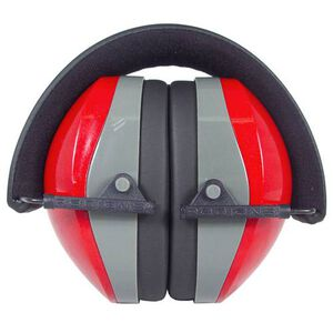 Radians Terminator Folding Earmuffs Red TR0360CS