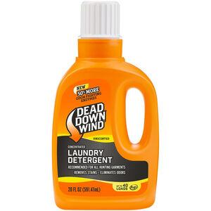 Dead Down Wind Laundry Detergent Scent Elimination Clothing Wash 20 fl/oz